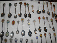 Old Spoons 111 in Total