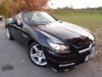 2013 Mercedes Benz SLK SLK 250 CDI BlueEFFICIENCY AMG Sport 2dr Tip Auto Full...