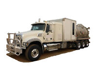 2014 MACK GU714 Tri Drive Combination Vacuum Cash/ trade/ lease