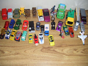 37 Toy cars for sale
