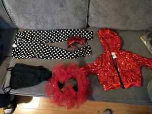 Girl's halloween outfits - fits 4 - 6 Peterborough Peterborough Area image 3