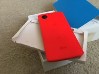 LG Nexus 5 Red 32GB (unlocked)