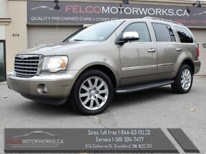 2007 Chrysler Aspen Limited - 4WD | LEATHER | DVD | NAV | 7 PASS