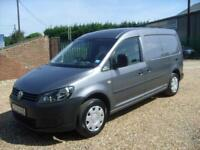 Volkswagen Caddy MAXI 1.6TDI ( 102PS ) IN MET GREY AIR CON ELECTRIC PACK