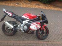 Reiju rs3 125cc