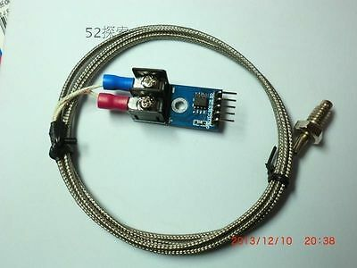 Max6675 Module K Type Thermocouple Thermocouple Sensor For Arduino Uno R3 520