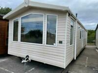 1 BEDROOM DOUBLE GLAZED & CENTRAL HEATED STATIC CARAVAN FOR SALE **OFF SITE**