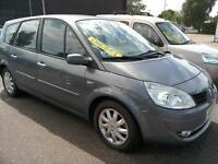 2006 Renault Grand Scenic 1.5dCi 106 Dynamique Diesel 7Seats Grey 6speed vgc