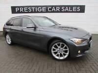 2014 BMW 3 Series 2.0 318d SE Touring 5dr (start/stop) Diesel grey Manual