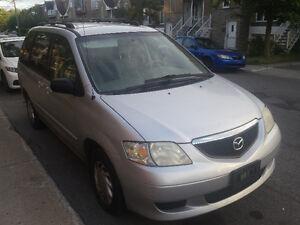 2003 Mazda MPV Familiale