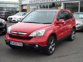 2009 Honda CR V 2.2 i CTDi EX 5dr 5 door Estate