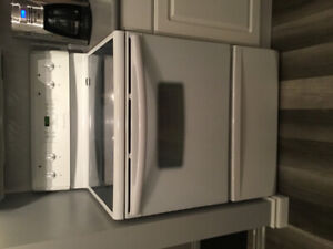 Fridge and stove combo for sale,great shape!!!!