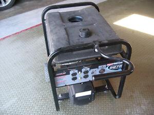 Coleman Portable Gas Generator 6875W