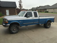 1993 Ford F-250 supecab Pickup Truck