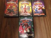 Power rangers movie collection 10$ together