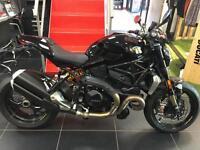 Ducati Monster 1200 R BLACK PRE REGISTERED BIKE 0 MILES !!