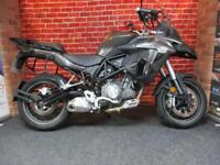 BENELLI TRK 502 E4 LOW MILEAGE GREAT SAVING