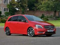 2014 Mercedes-Benz B Class B 180 Sport Line Estate Petrol Manual