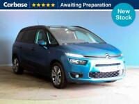 2015 CITROEN C4 GRAND PICASSO 1.6 BlueHDi Exclusive+ 5dr MPV 7 Seats