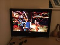 "Toshiba 26"" flat screen tv"