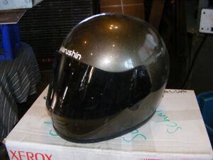 Marushin (Japan) full face vented helmet