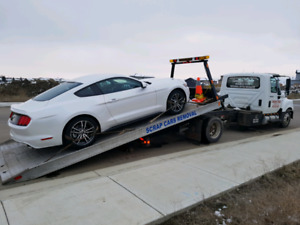 BEST DEAL FLATBED & TRUCK TOWING. SCRAP CARS REMOVAL. HIGHWAY RE
