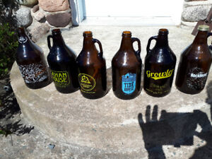 Attention Students 2 Litre Growler Assortment
