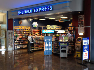 Franchise Opportunity - Shefield Express - Central City Tower