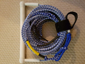Blue Velvet Boat Rope For Water Sports