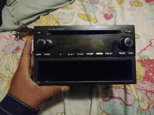 Radio d'auto