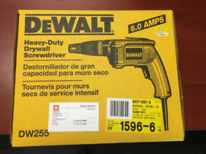 Drywall Screwdriver