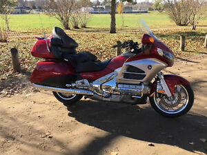 2012 Goldwing GL1800