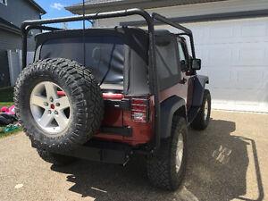 2007 Jeep Wrangler (2 door)