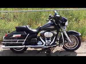 2012 Harley Davison Classic