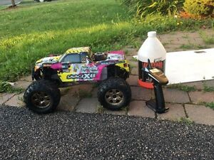HPI Savage X 4.6 Big Block 4x4 Remote Control Truck