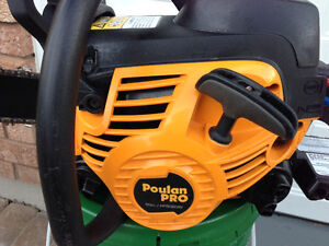 Poulan Pro 50 cc 20-in Gas Chainsaw