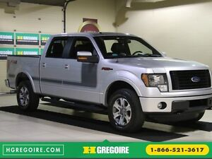 2012 Ford F150 FX4 4WD AUTO A/C CUIR MAGS BLUETOOTH