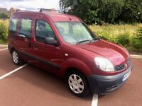 Renault Kangoo WHEELCHAIR ACCESSIBLE 1.2 16v Authentique