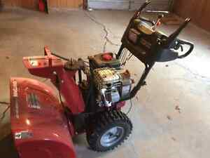 craftsmans snowblower