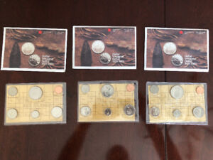 1985 Royal Canadian Mint Coin Set (uncirculated)