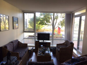 1BR + Den Apartment For Rent