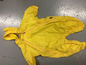MEC one piece rainsuit