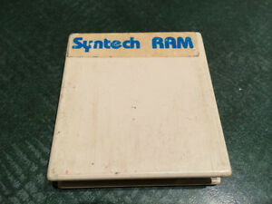 Syntech RAM for Yamaha DX7 DATA RAM Cartridge for DX7 , DX 5, TX