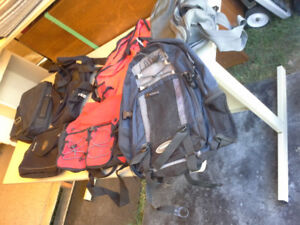 Backbags and other carrying bags for sale