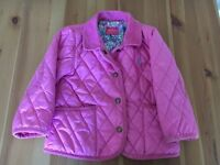 Joules coat 2-3 years