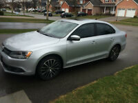 2013 Volkswagen Jetta Highline Sedan