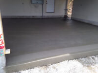 Do you need concrete work done?