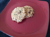 Customizable Breakfast Cookies