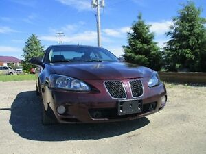 2005 Pontiac Grand Prix GXP *HEADS UP DISPLAY*SUNROOF*