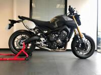 Yamaha MT-09 850 Tracer ABS Naked PX SWAP